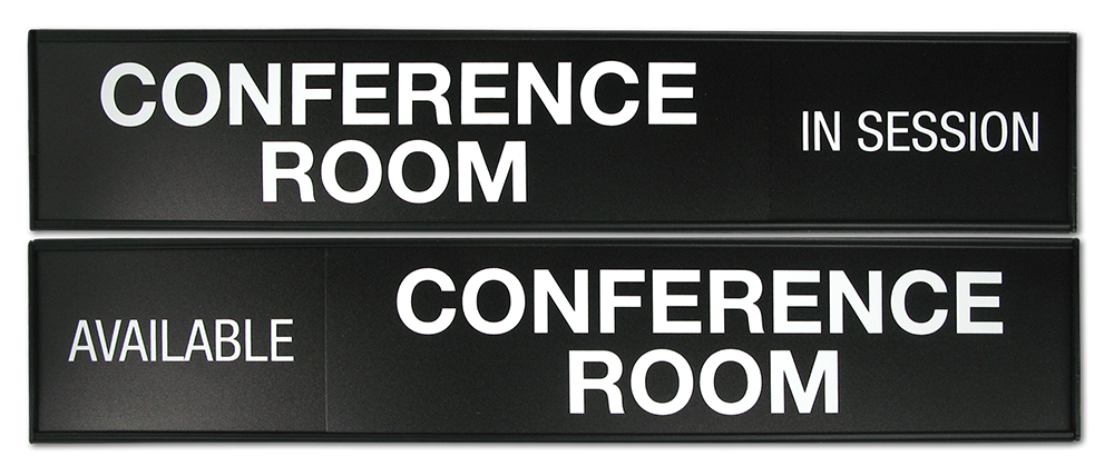 conference room signs i custom signs i quick delivery
