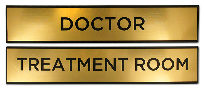 MEDICAL CENTRE DOOR SIGN -Medical - Hospital Office Signs